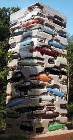 Convenient proximity parking