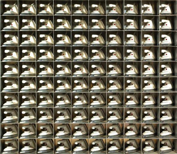 Arman accumulation 100 000 watts for Arman accumulation
